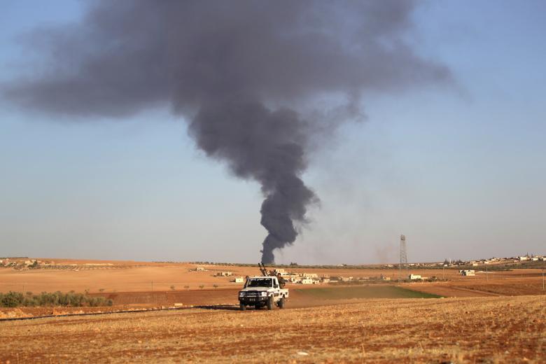Three Turkish Soldiers Killed in Russian Air Strikes in Syria, Putin Blames Poor Coordination