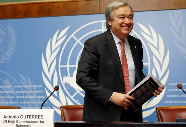U.N. Chief Calls for Lifting U.S. Travel Ban