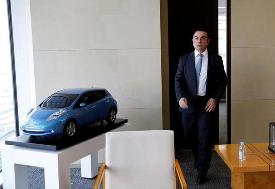 Nissan's 'Savior' from Bankruptcy Steps Down