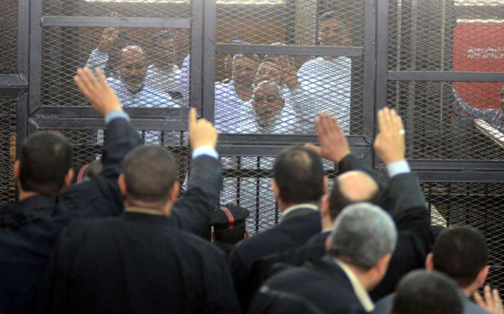 Death, Life Sentences for Members of Egypt Terrorist Cell