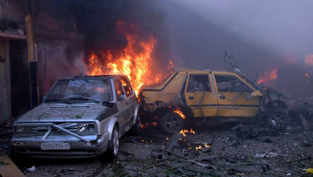 Dozens Dead in Suicide Attack on Syrian Security Buildings in Homs