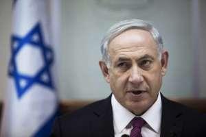 Israeli PM Benjamin Netanyahu. Reuters