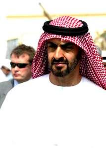 Crown Prince of Abu Dhabi Sheikh Mohammed bin Zayed Al Nahyan. WAM