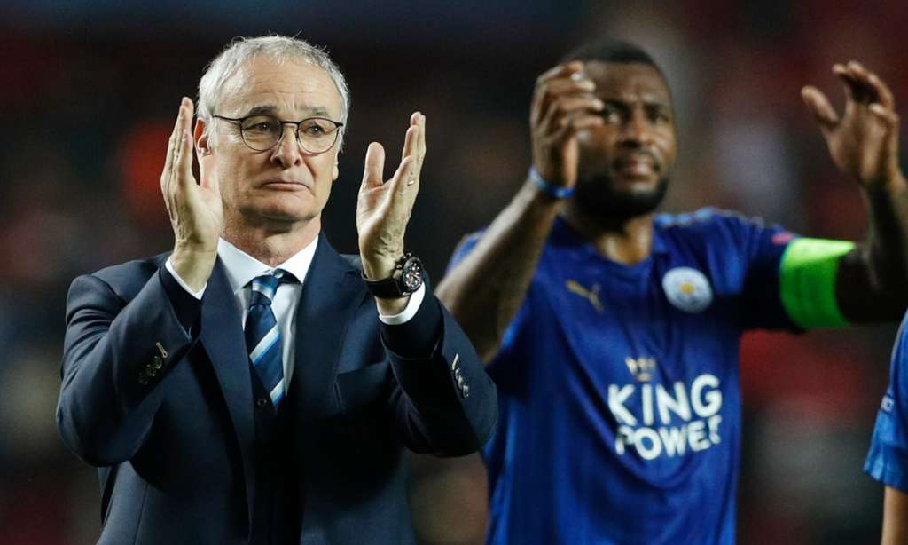 Leicester City Getting Rid of Claudio Ranieri Now Is Hardly Madness