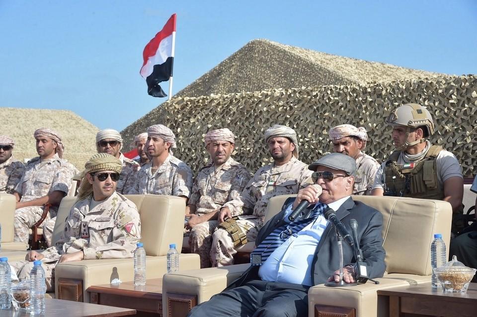 Yemeni President Visits Abu Dhabi to 'Discuss Cooperation, Stop Iranian Expansion'