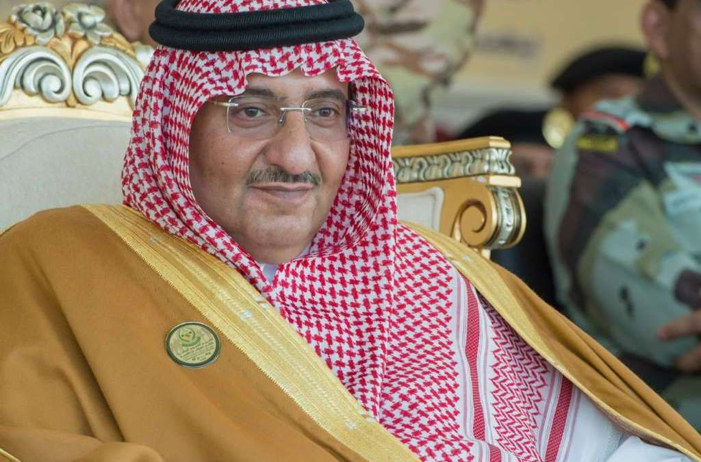 Vice Custodian of the Two Holy Mosques Patronizes Closing Ceremony of 'Watan 87' Exercise