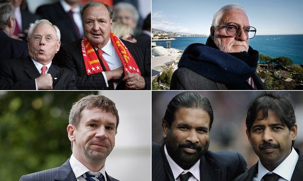 Rogues' Gallery: English Football's Worst Owners, from Becchetti to Bates