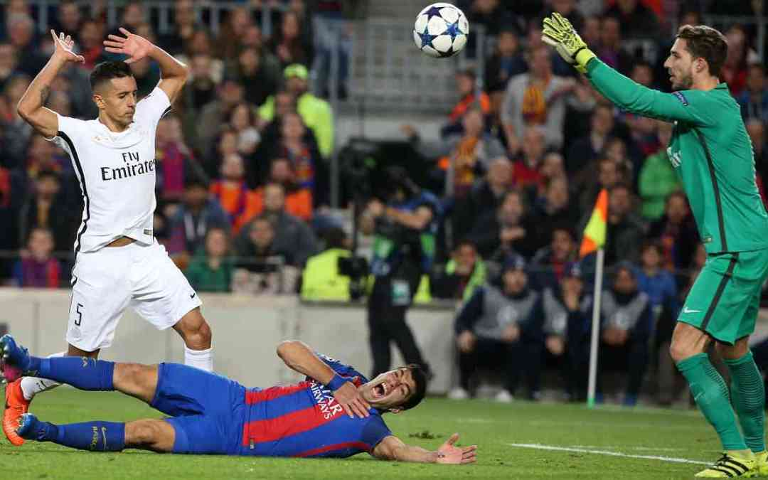Luis Suárez's Dive Exposes Barcelona's Cheating, amid the Celebrations