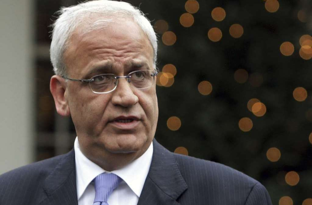Palestinian Authority Contacts Trump on Various Levels