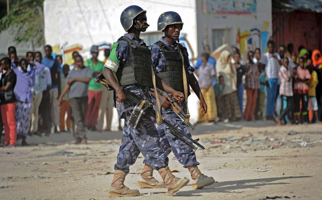 Shabaab Bombings in Somalia's Mogadishu Leave at Least 14 Dead