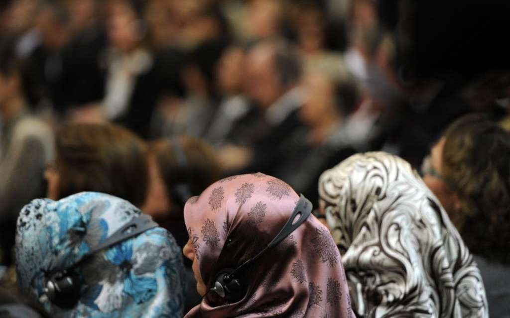 Top EU Court: Companies Can Ban Wearing of Religious Symbols