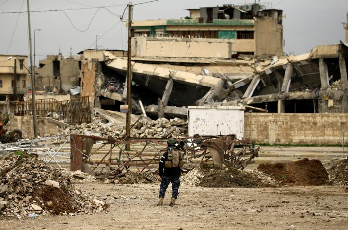 ISIS Captures 9 Iraqi Policemen Including a Colonel