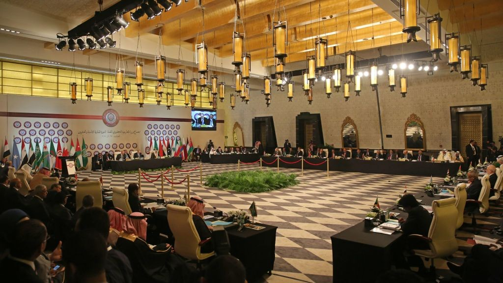 Arab Foreign Ministers Finalize Summit Documents