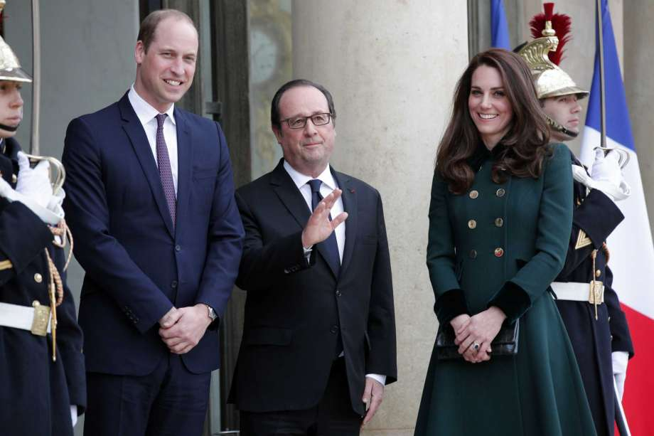 Prince William's Visit to Paris Revives Memories of his Mother