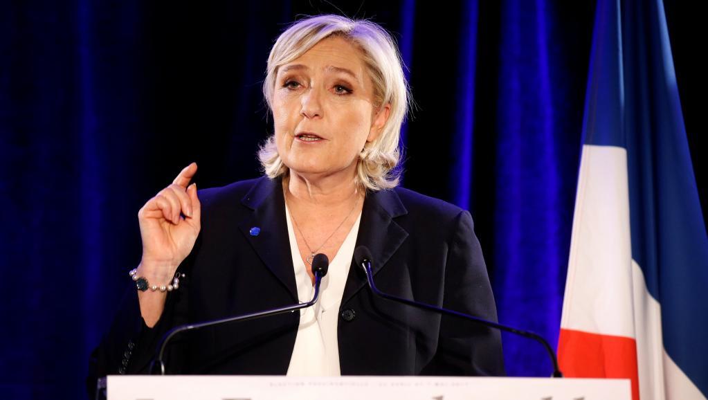 Le Pen Loses EU Immunity for Tweeting Violent ISIS Images