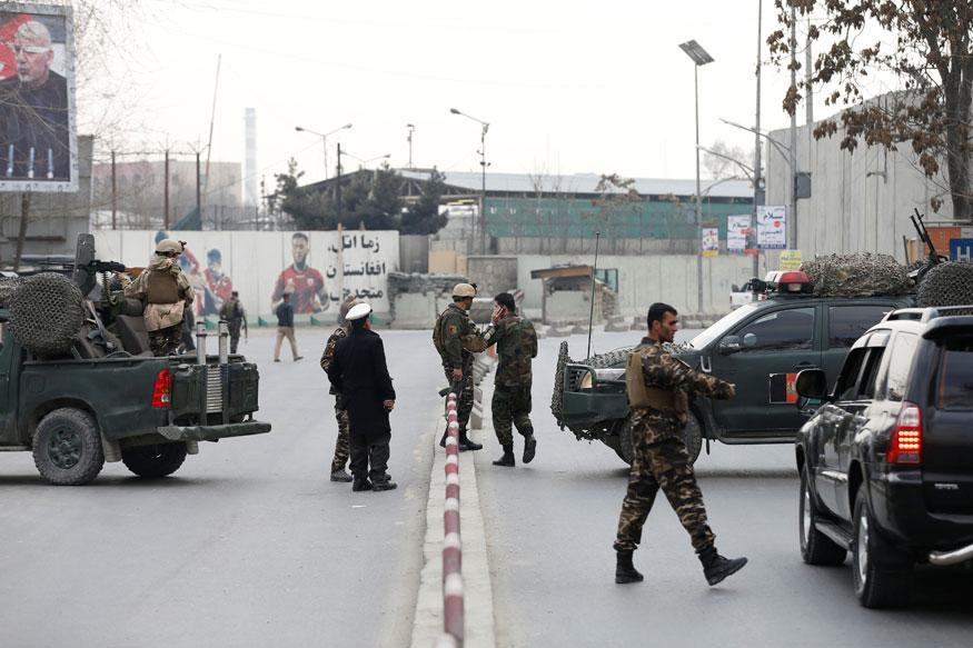 Kabul Hospital Attack Death Toll Rises to 49