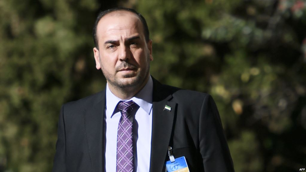 Nasr al-Hariri: Intra-Syrian Negotiations Could Last 20 Years