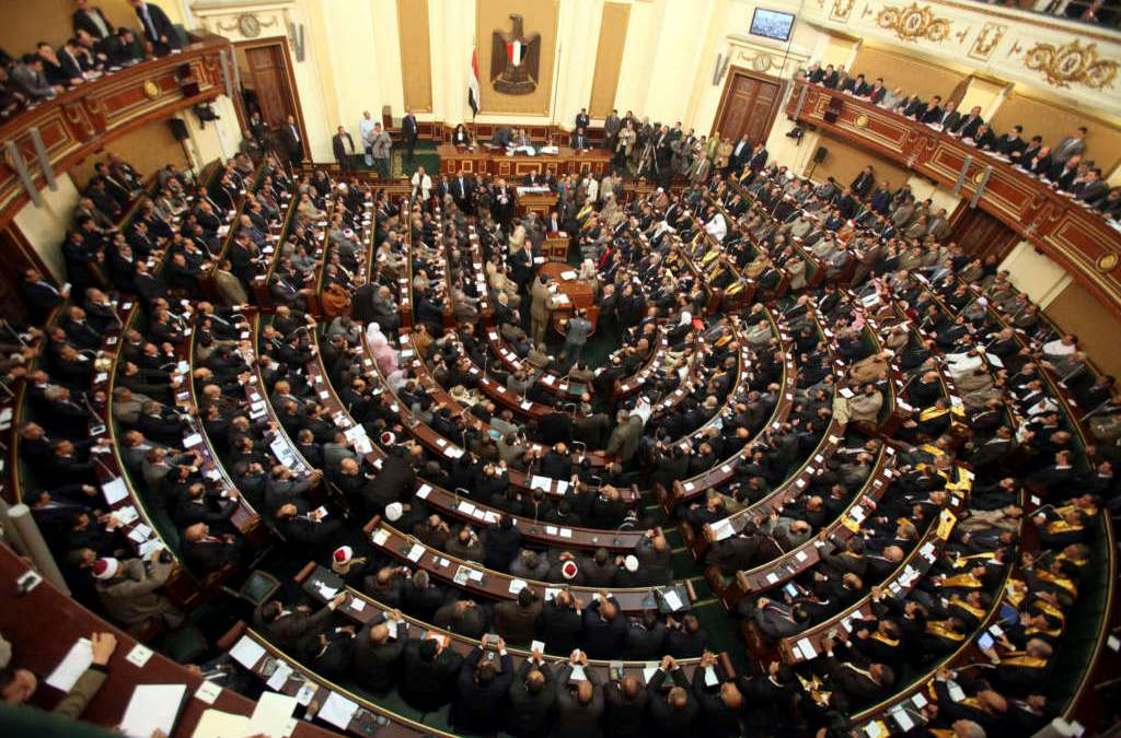 Egyptian Parliamentary Action against 'Fatwa Chaos'