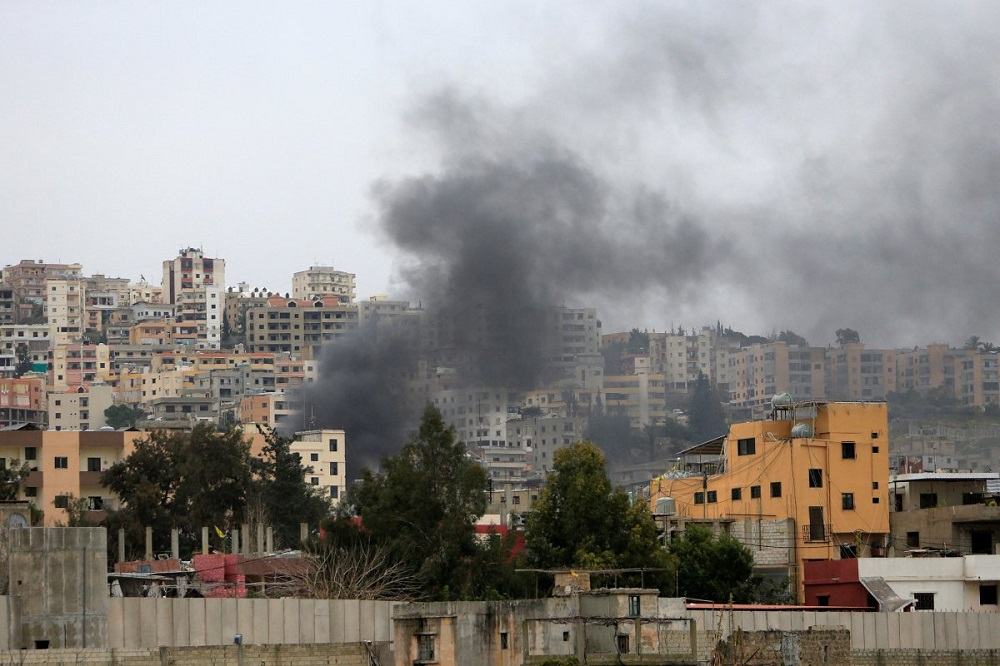 ISIS Has Growing Number of Sympathizers in Lebanon's Ain el-Hilweh Camp