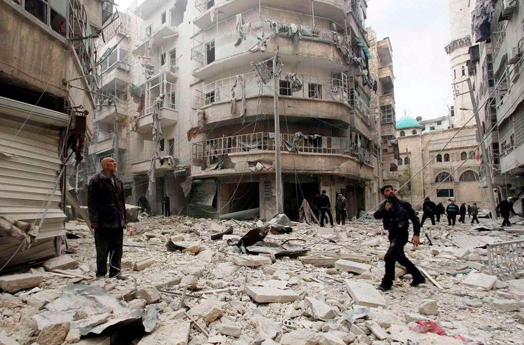 Geneva Syrian Rebel Negotiators: Progress is to Our Credit, Awaiting Agenda