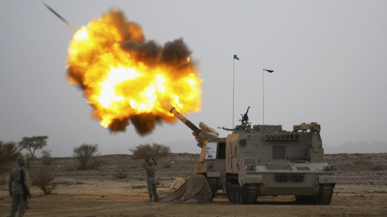 Saudi Forces Shoot Down 4 Houthi Ballistic Missiles