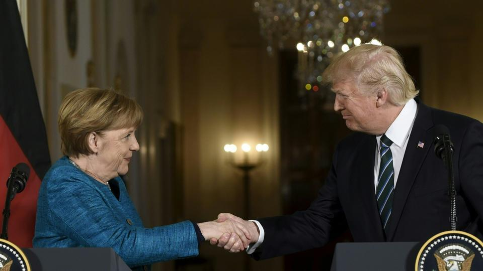 Trump: Germany Owes US, NATO Vast Sums of Money