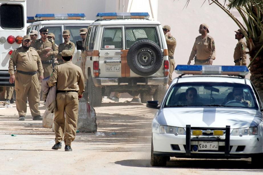 Saudi Security Forces Kill Two Gunmen in Raid