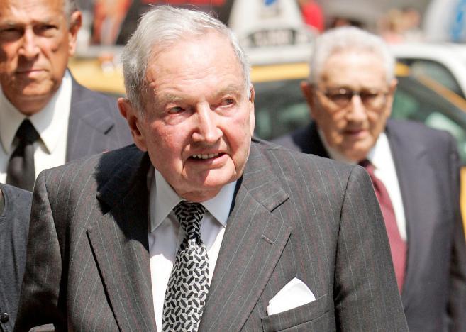 Former Head of Chase Manhattan Bank David Rockefeller Dies at 101