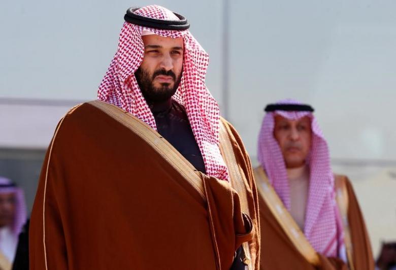 Saudi Deputy Crown Prince Arrives in Washington for Meeting with Trump