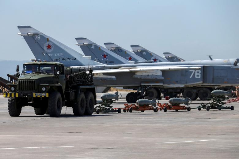 Russia Denies Plans for New Military Bases in Syria