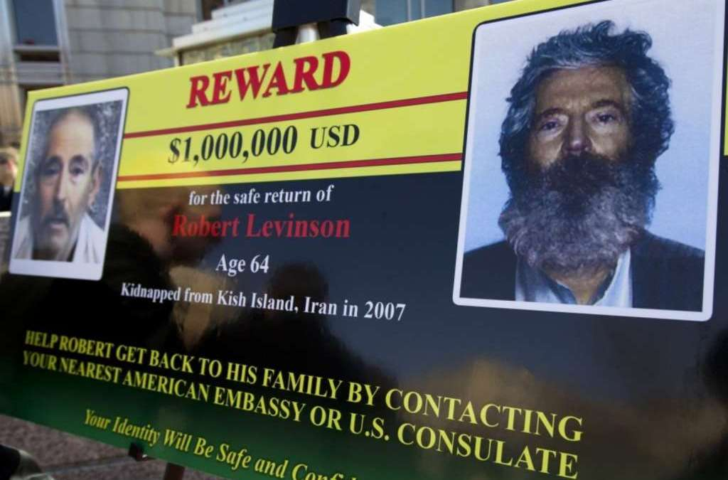 Family of FBI Agent Missing in Iran Asks Trump for Answers