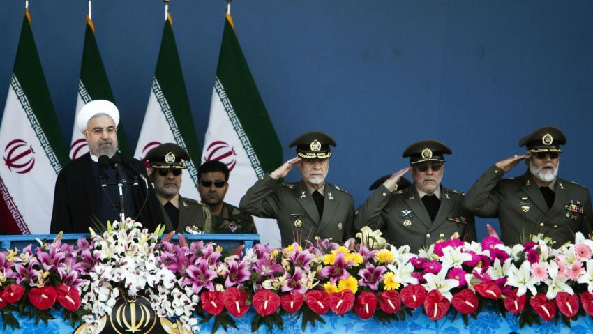 Iran Lost 2,100 Fighters in Syria, Iraq