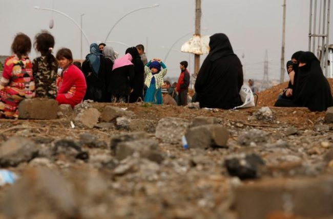 Heavy Weapons Halted in Mosul to Avoid Massacres