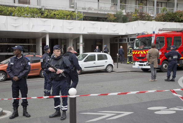 Police Probe Motives behind Paris Knife Killing of Father, Brother
