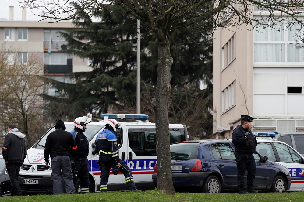 French Investigators Seek Motive in Orly Airport Attack