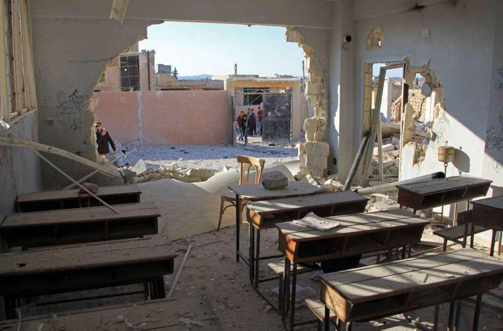 Pentagon Investigates after Dozens Dead or Missing in North Syria Air Strike
