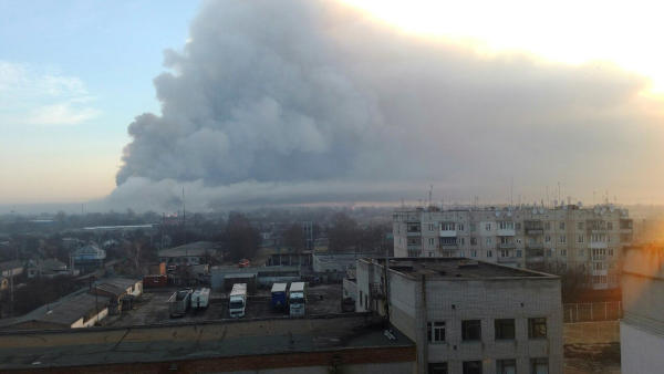 Ex-Russian Lawmaker Killed in Kiev as Ukraine Probes Arms Depot Blast