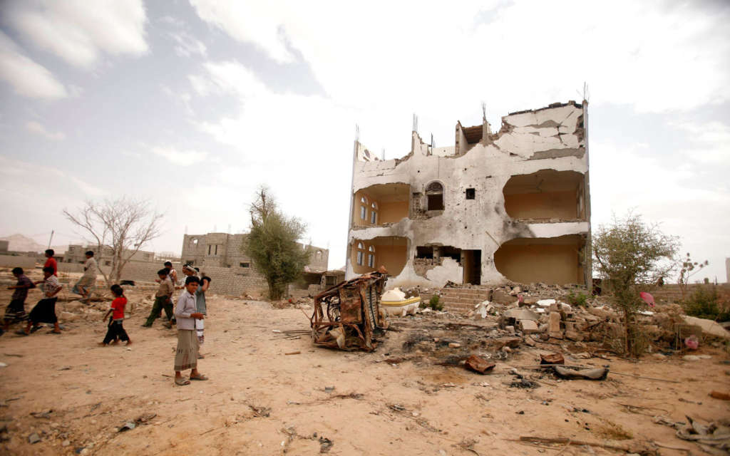 US Drones Target Yemen's al-Qaeda for Fourth Consecutive Day