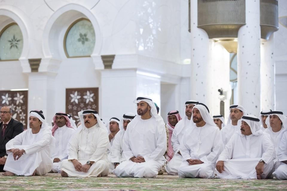 Mohammed bin Zayed: External Plans Targeting Bahrain will Fail