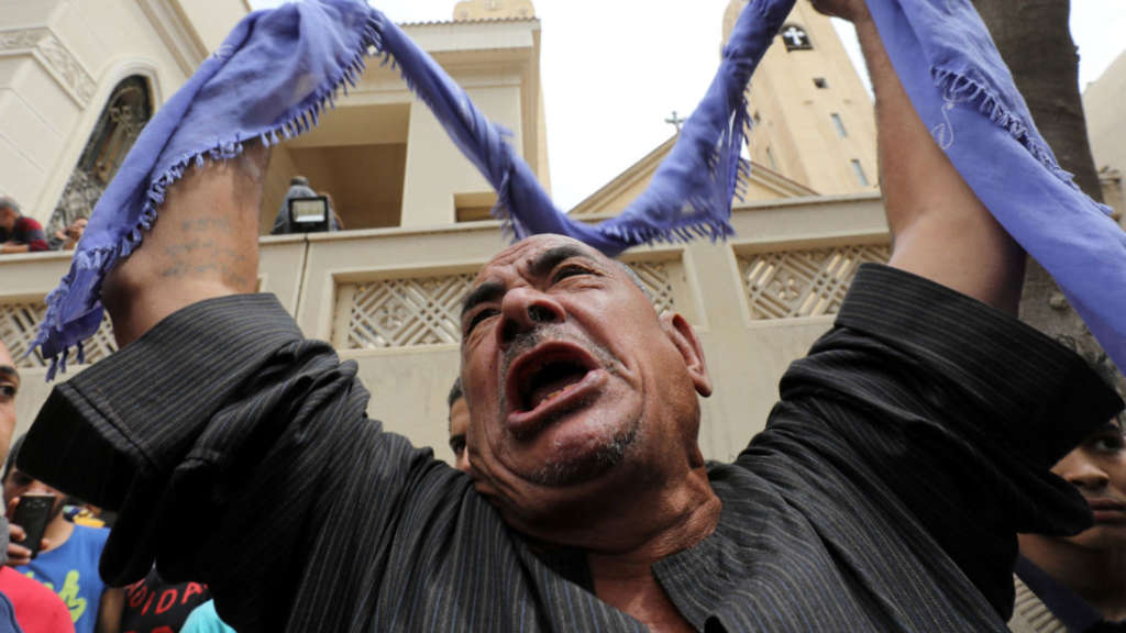 Ambiguity Over Pope's Visit to Cairo after Church Blasts