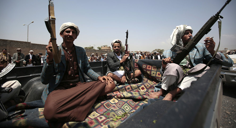 Human Rights Watch: Houthis Used Banned Mines in Yemen