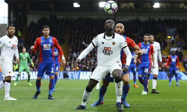 Watford's M'Baye Niang: 'I'm All about Strength, Skill, Pace, Taking People on'