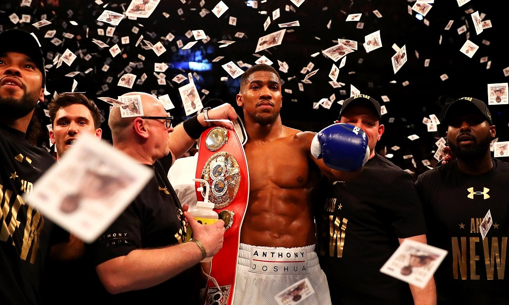 Anthony Joshua: Being a Boxer you Have to Be a Man of the People