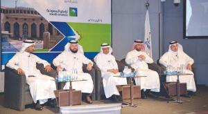 Aramco representatives present IKTVA and its role in increasing national GDP and localization rates
