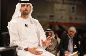 UAE Minister of Energy Suhail al-Mazrouei.