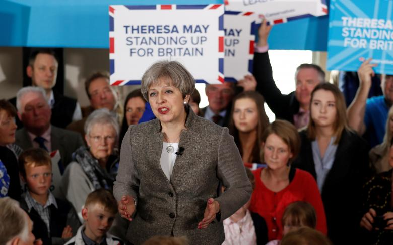British PM Pledges to Protect Workers in 'Irresponsible' Practices over Pensions