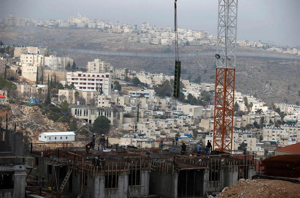 Israel's Approval of New Settlements Draws International Criticism