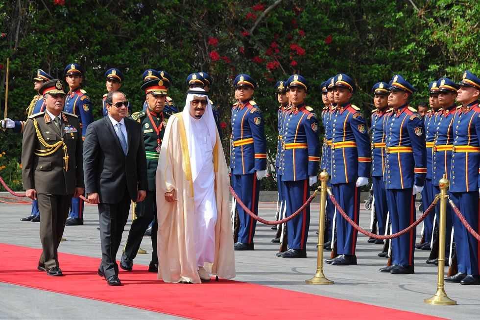 Riyadh- Cairo: Strong Ties for Regional Balance