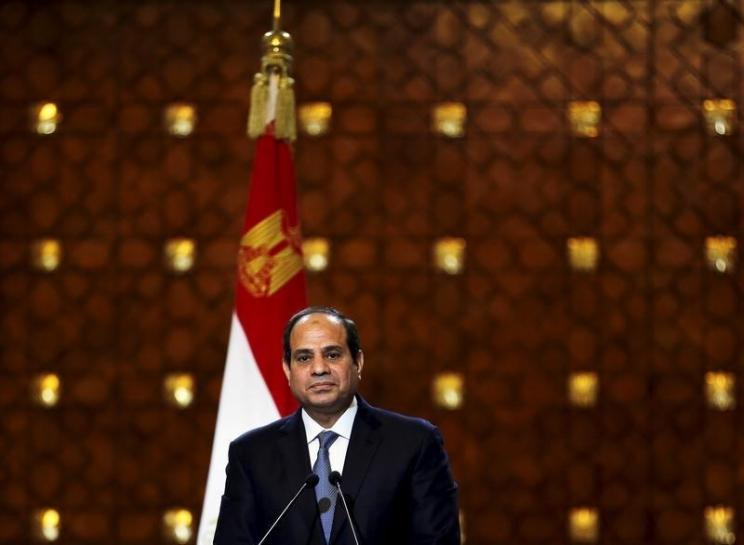 Sisi: Terrorism Main Challenge Facing Egypt