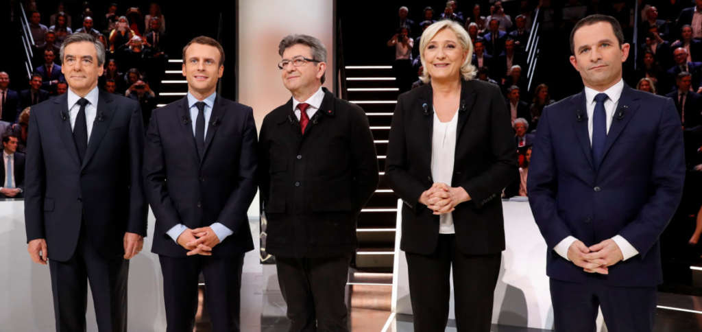 French Presidential Candidates Hold Final Debate ahead of Sunday Polls